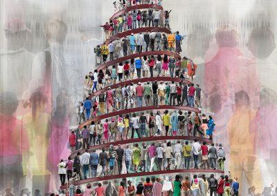 La Tour de Babel : Le Monde